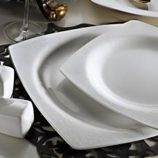 Kütahya Porselen Bone Mare 62 Parça 9559 Desenli Yemek Takımı