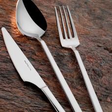 Kütahya Porselen Harmony Sade 84 Parça Çatal Bıçak Takımı